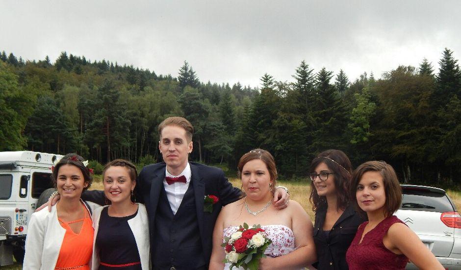 Le mariage de Yannick et Perrine à Le Puy-en-Velay, Haute-Loire