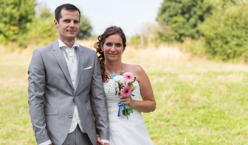 Le mariage de Elodie et Guillaume à Herblay, Val-d'Oise