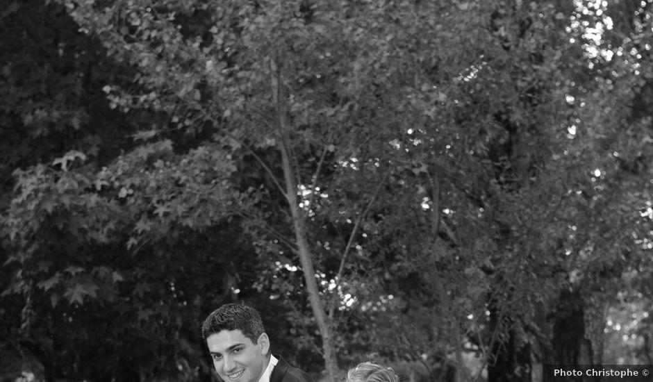 Le mariage de Thomas et Aurélie à Martillac, Gironde