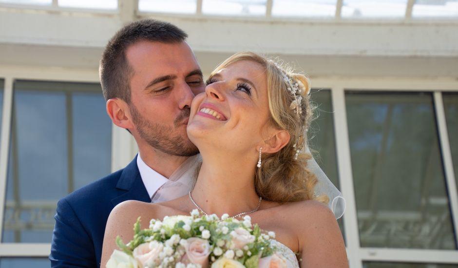 Le mariage de Fred et Flavie à Chambly, Oise