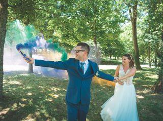 Le mariage de Alexiane et Freddy
