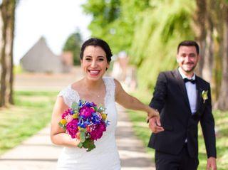 Le mariage de Sanaa et Sébastien