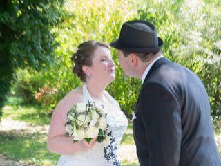 Le mariage de Lucie et Grégory 1