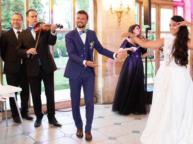 Le mariage de Sanae et Eric à Lignan-de-Bordeaux, Gironde 2