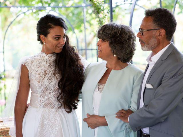 Le mariage de Sanae et Eric à Lignan-de-Bordeaux, Gironde 5
