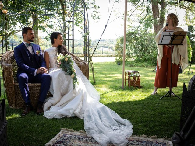 Le mariage de Eric et Sanae