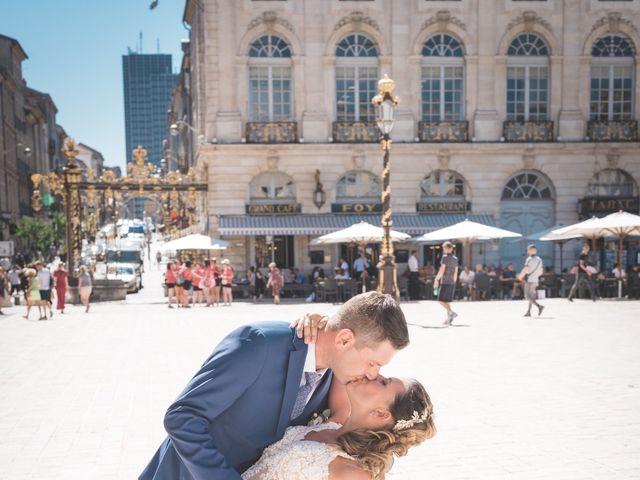 Le mariage de Freddy et Alexiane à Nancy, Meurthe-et-Moselle 13