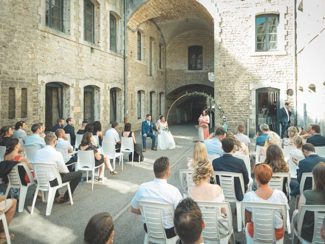 Le mariage de Freddy et Alexiane à Nancy, Meurthe-et-Moselle 15