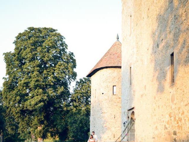 Le mariage de Umberto  et Catherine  à Beaumont, Haute-Savoie 1
