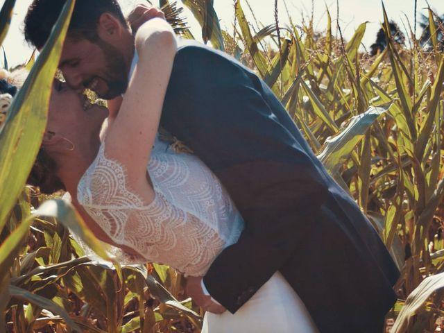 Le mariage de Fabien et Julie à Verneuil-sur-Avre, Eure 6