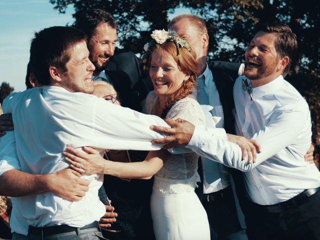Le mariage de Fabien et Julie à Verneuil-sur-Avre, Eure 2