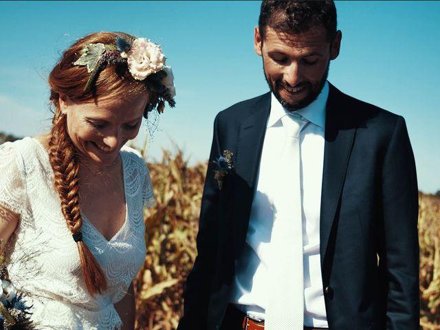 Le mariage de Fabien et Julie à Verneuil-sur-Avre, Eure 10