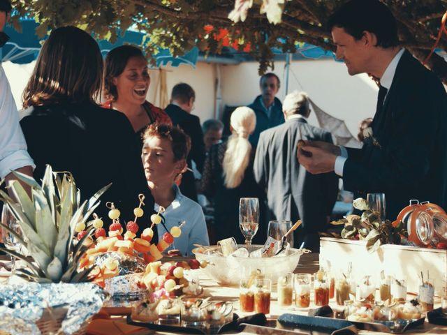 Le mariage de Fabien et Julie à Verneuil-sur-Avre, Eure 12