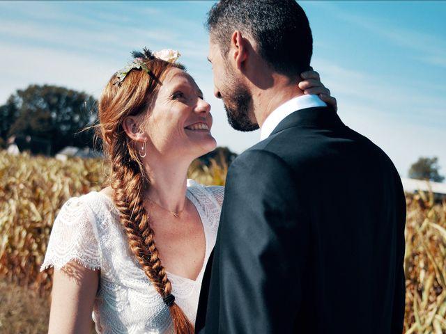 Le mariage de Julie et Fabien