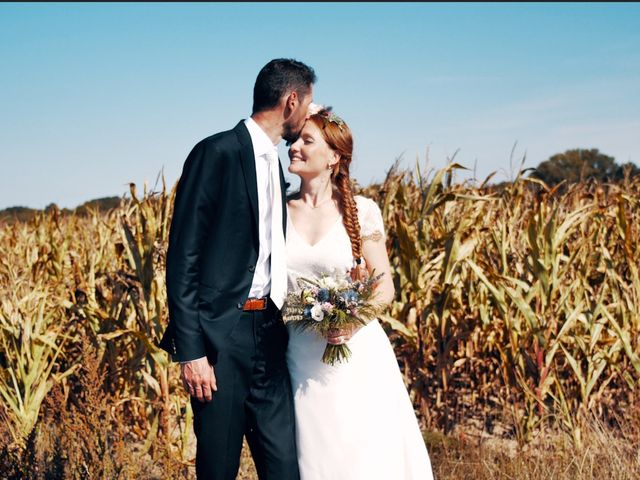 Le mariage de Fabien et Julie à Verneuil-sur-Avre, Eure 3