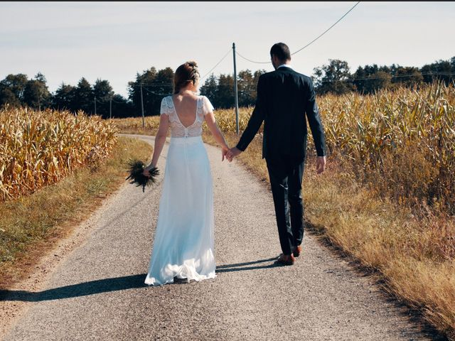 Le mariage de Fabien et Julie à Verneuil-sur-Avre, Eure 19