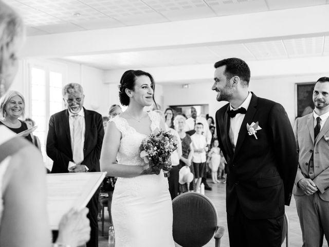 Le mariage de Sébastien et Sanaa à Ormesson-sur-Marne, Val-de-Marne 9