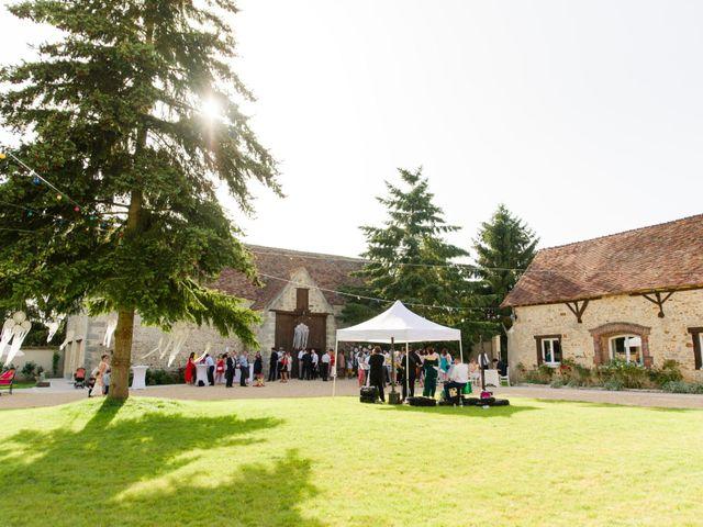 Le mariage de Sébastien et Sanaa à Ormesson-sur-Marne, Val-de-Marne 19