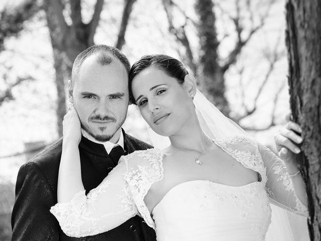 Le mariage de Romain et Noémie à Bornel, Oise 5