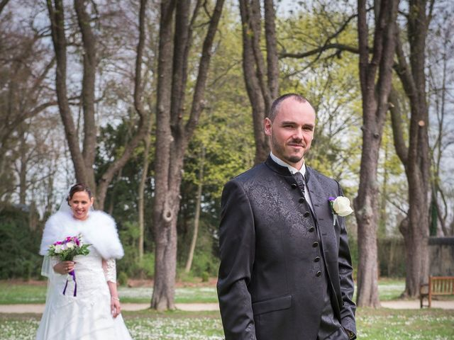 Le mariage de Romain et Noémie à Bornel, Oise 6