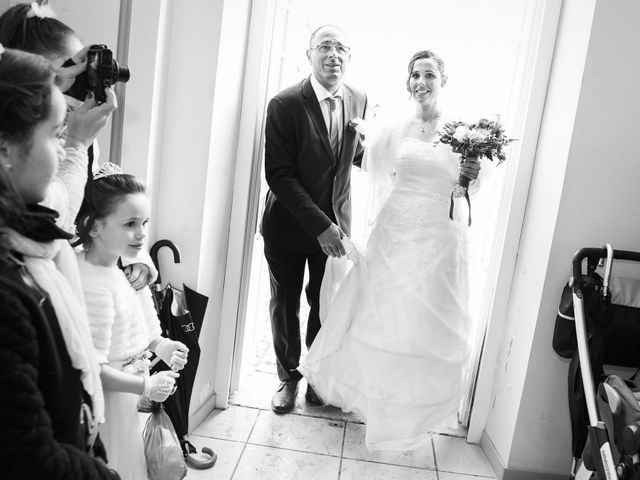 Le mariage de Romain et Noémie à Bornel, Oise 9