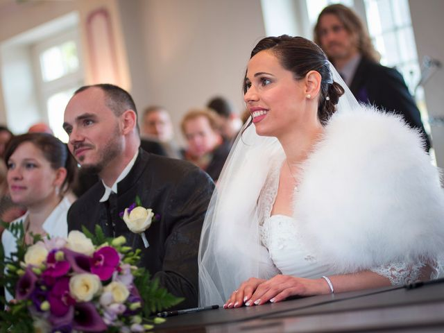 Le mariage de Romain et Noémie à Bornel, Oise 10