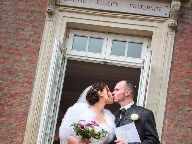 Le mariage de Romain et Noémie à Bornel, Oise 12