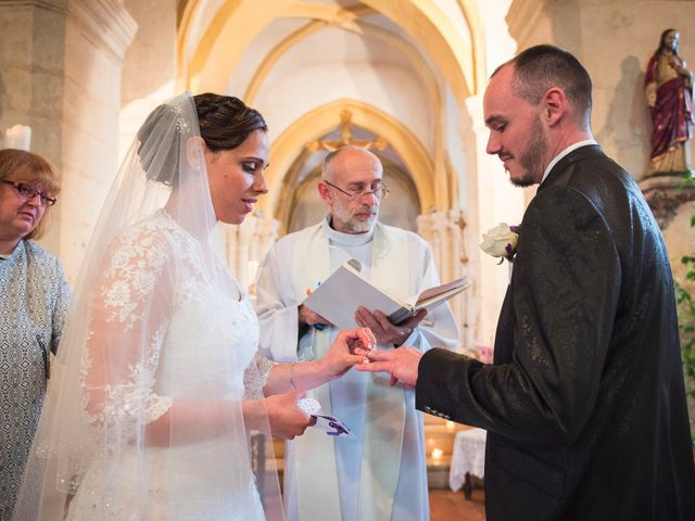 Le mariage de Romain et Noémie à Bornel, Oise 15