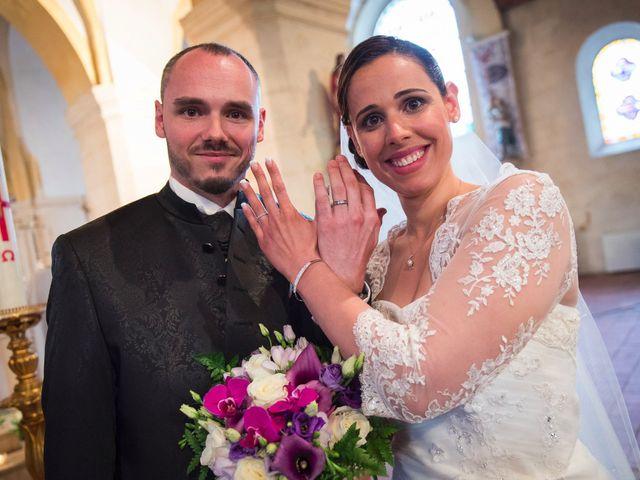 Le mariage de Romain et Noémie à Bornel, Oise 18