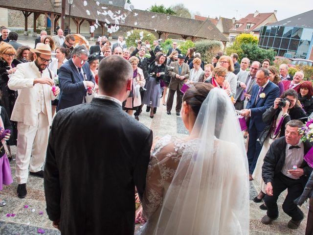 Le mariage de Romain et Noémie à Bornel, Oise 20