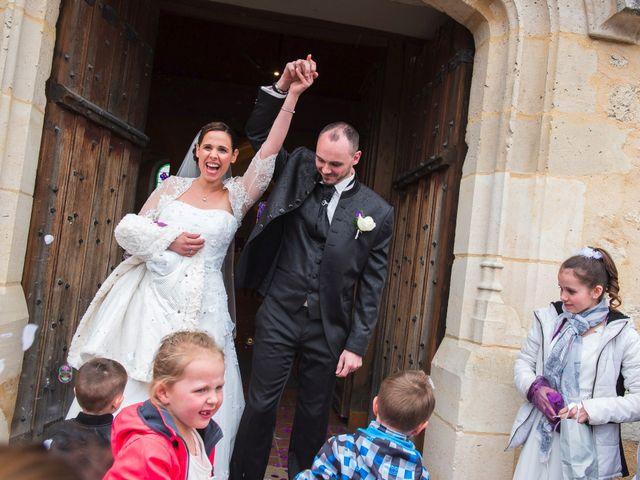 Le mariage de Romain et Noémie à Bornel, Oise 21
