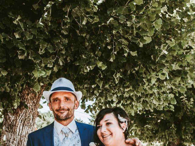 Le mariage de Julien et Julie à Longchamp, Côte d'Or 3