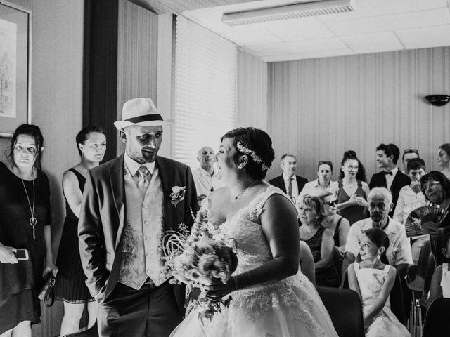Le mariage de Julien et Julie à Longchamp, Côte d'Or 4