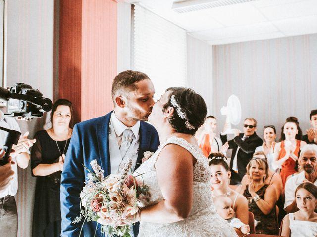 Le mariage de Julien et Julie à Longchamp, Côte d'Or 5