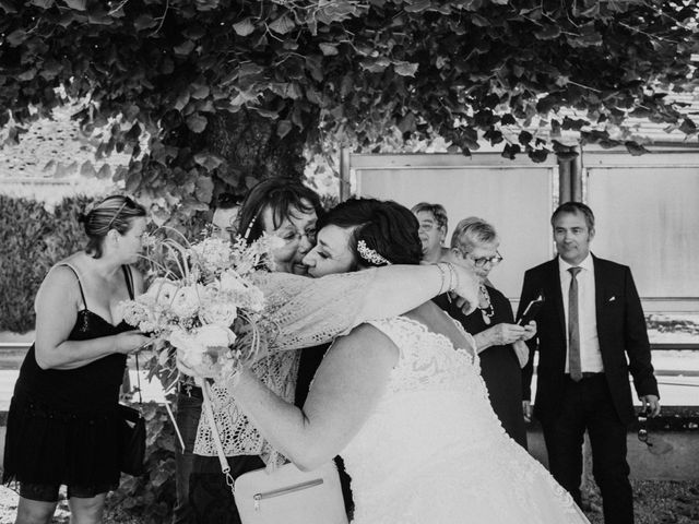 Le mariage de Julien et Julie à Longchamp, Côte d'Or 6