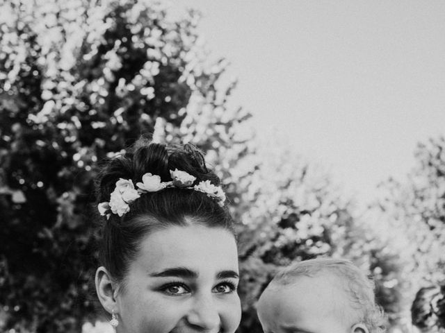 Le mariage de Julien et Julie à Longchamp, Côte d'Or 8
