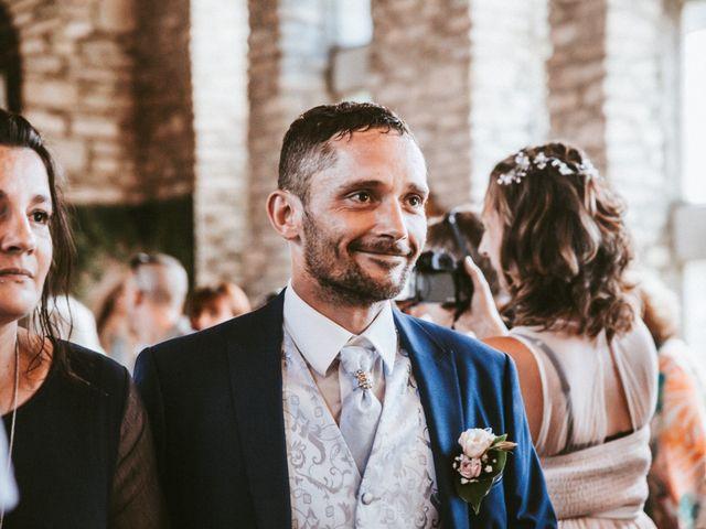 Le mariage de Julien et Julie à Longchamp, Côte d'Or 10