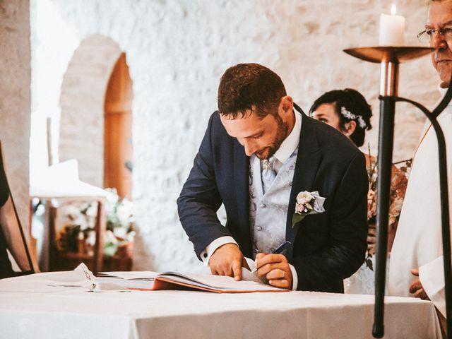 Le mariage de Julien et Julie à Longchamp, Côte d'Or 15