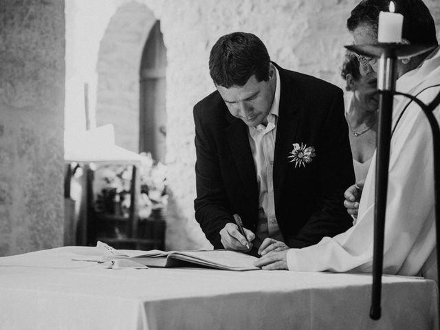 Le mariage de Julien et Julie à Longchamp, Côte d'Or 20