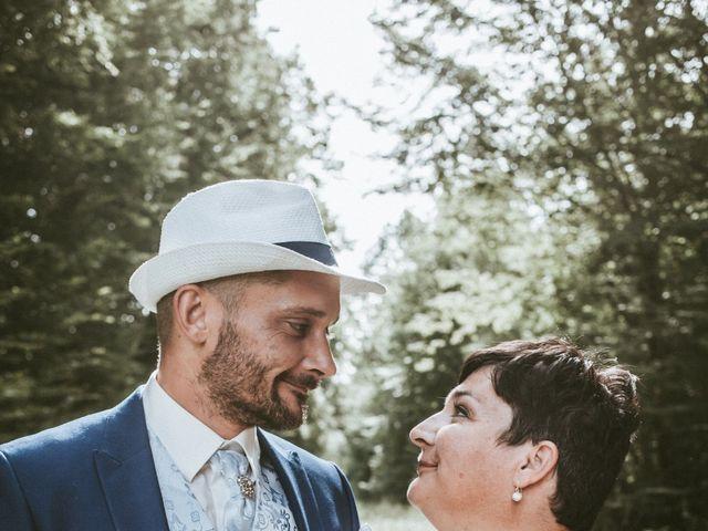 Le mariage de Julien et Julie à Longchamp, Côte d'Or 26
