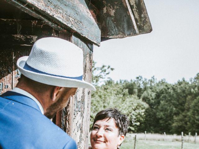 Le mariage de Julien et Julie à Longchamp, Côte d'Or 28