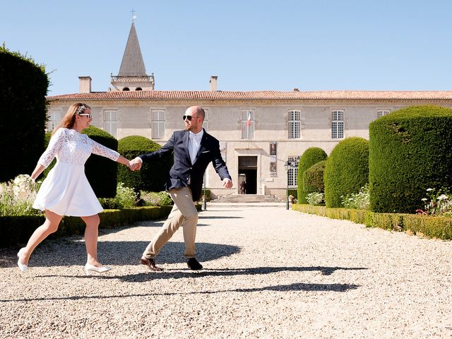 Le mariage de John et Charlotte à Castres, Tarn 5