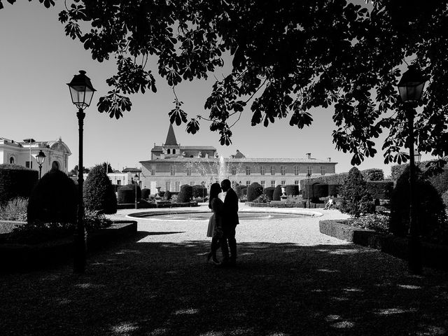 Le mariage de John et Charlotte à Castres, Tarn 7