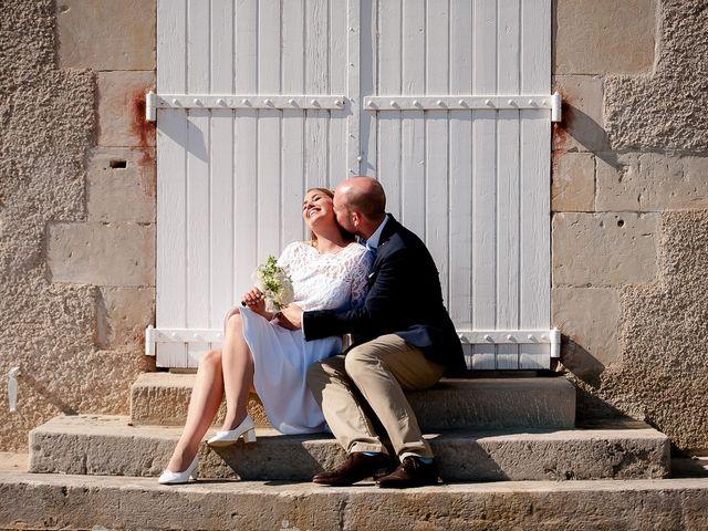 Le mariage de John et Charlotte à Castres, Tarn 9