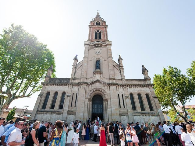 Le mariage de John et Charlotte à Castres, Tarn 44