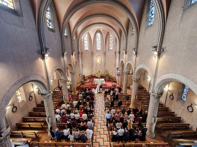 Le mariage de John et Charlotte à Castres, Tarn 45