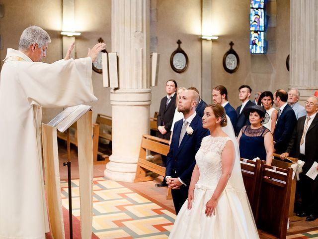 Le mariage de John et Charlotte à Castres, Tarn 54