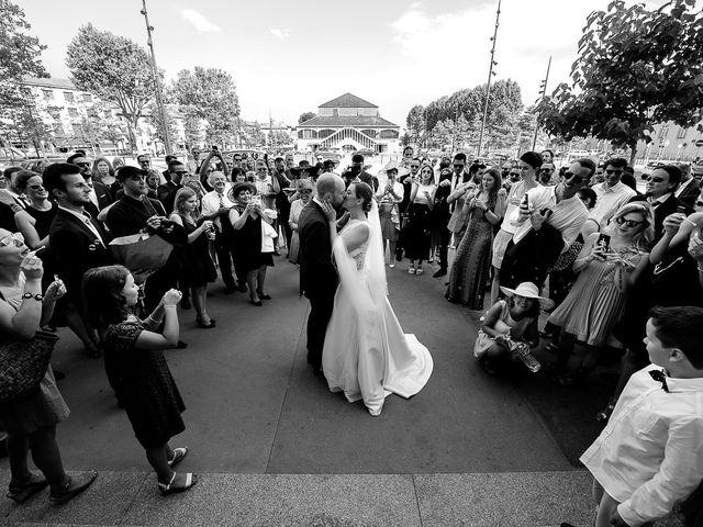 Le mariage de John et Charlotte à Castres, Tarn 57