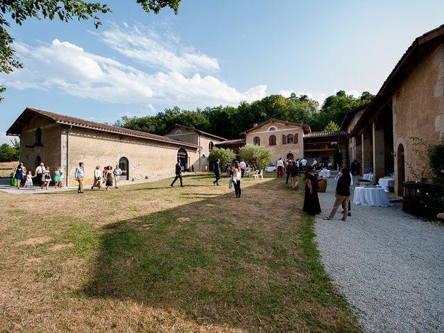 Le mariage de John et Charlotte à Castres, Tarn 62