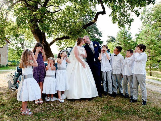 Le mariage de John et Charlotte à Castres, Tarn 69